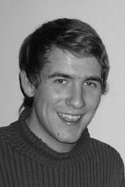 Jonas Herzog geboren 1980 in Wettingen und aufgewachsen in Nussbaumen (AG). Ersten Orgelunterricht mit 14 Jahren bei Andreas Wittwer. - jonasherzog
